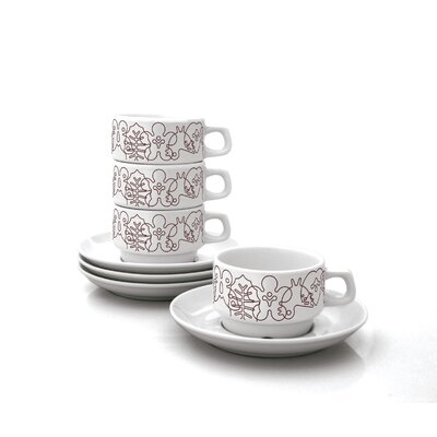 notNeutral Season Cup and Saucer Set