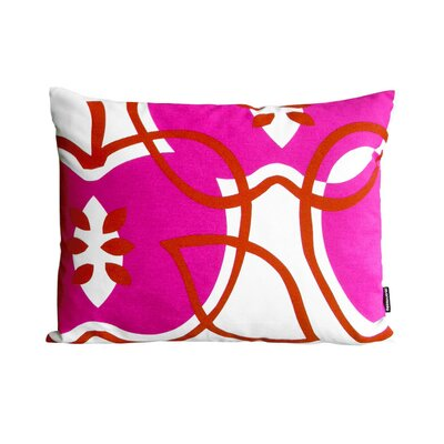 notNeutral Pink Apples Pillow