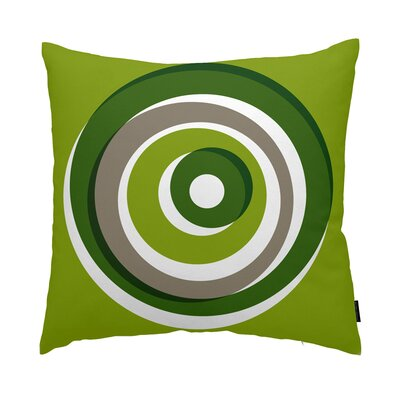 notNeutral Eccentric Throw Pillow