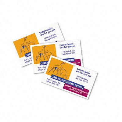 Avery Avery Inkjet Magnetic Business Cards, 30/Pack