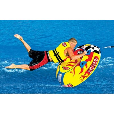 Zip Ski Towable Tube with Optional 2K Tow Rope