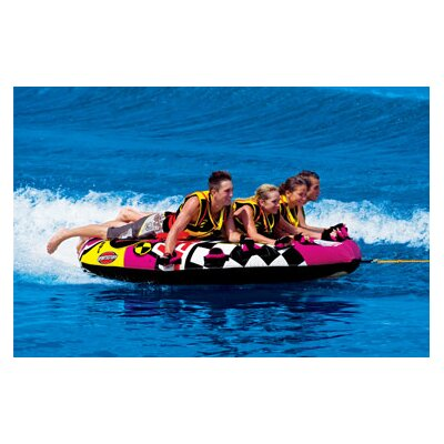 Sportsstuff Wet N Wild Flyer Towable Tube
