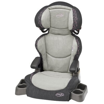 Evenflo Big Kid DLX Aubrey Booster Car Seat