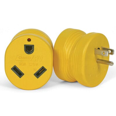 Camco Female Electrical Adapter