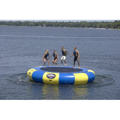 Rave Sports Aqua Jump 200-Eclipse Trampoline