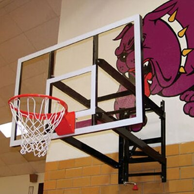 SportsPlay Wall Mount Basketball Set