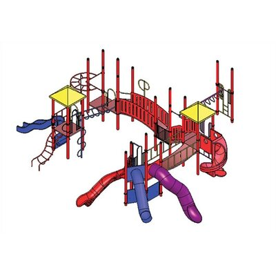 SportsPlay Thomas Modular Play Set