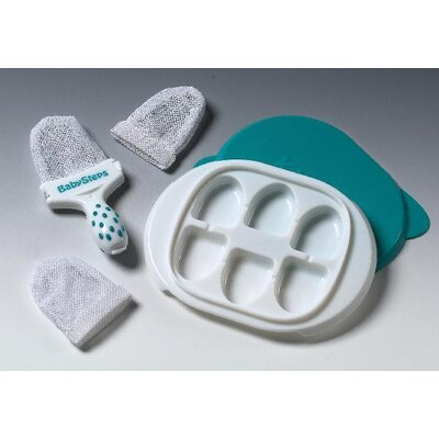 KidCo BabySteps Healthy Snack Feeder Kit