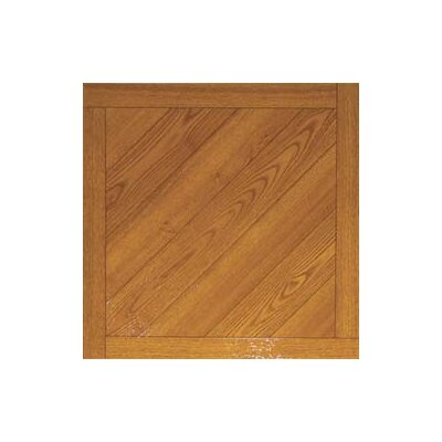 "Home Dynamix 16"" x 16"" Vinyl Tiles in Paramount Woodtone"