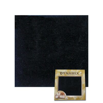 Home Dynamix Vinyl Machine Black Floor Tile (Set of 20)
