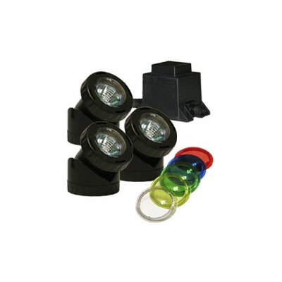 Alpine Power Beam Light (Set of 3)