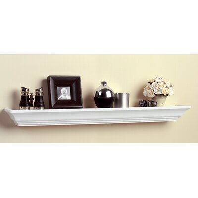 Knape&Vogt Shelf-Made Images Wood Display Ledge