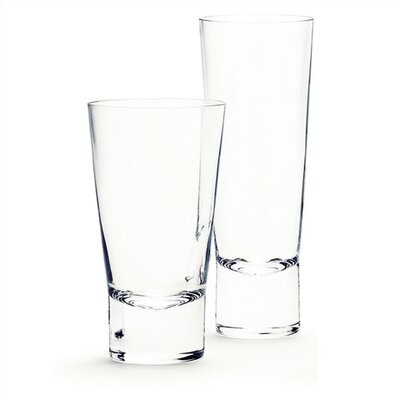 iittala Aarne Set of Two 12.75 Oz. Beer Glasses