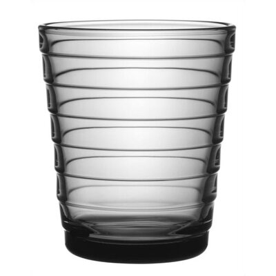 iittala Aino Aalto 7.75 Oz. Tumblers Grey (Set of 2)