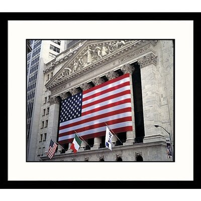 Great American Picture Wall Street Frame Photograph