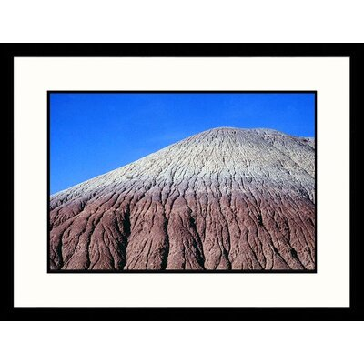 Great American Picture Badlands, Death Valley, California Framed Photograph - David Wasserman