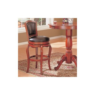 Wildon Home ® Lincoln Bar Table in Cherry (3 Piece Set)