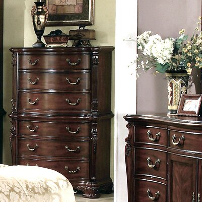 Wildon Home ® Dasan 6 Drawer Chest