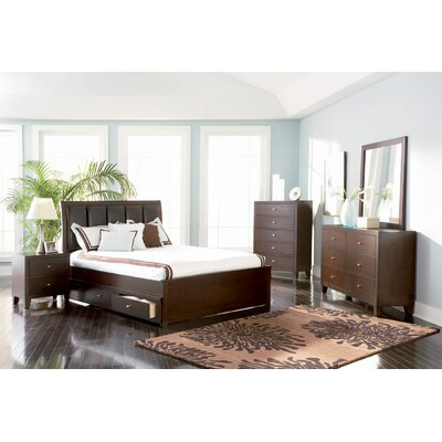 Wildon Home ® Killington Storage Panel Bed