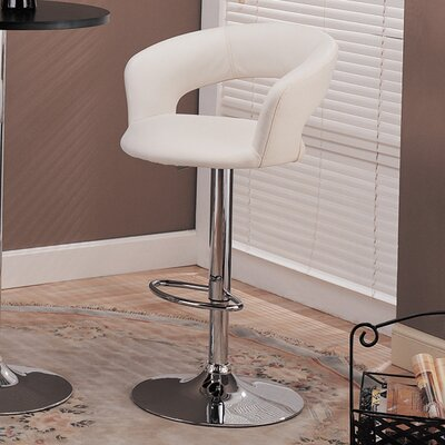 "Wildon Home ® Colorado City 29"" Barstool with Footrest in White"