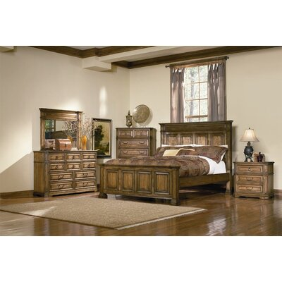 Wildon Home ® Madison Panel Bedroom Collection