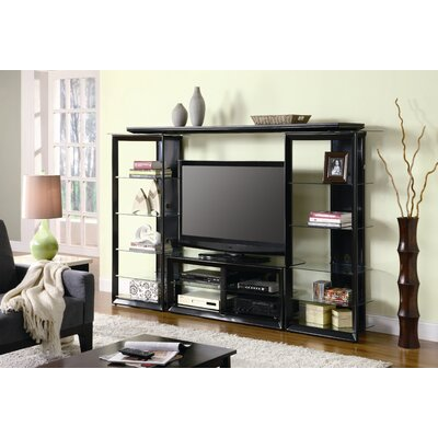 Wildon Home ® Powell Media Multimedia Storage Rack