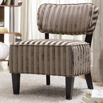 Wildon Home ® Shady Shores Fabric Slipper Chair