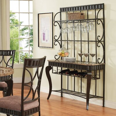 Wildon Home ® Galiana Baker's Rack
