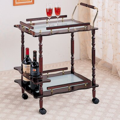 Wildon Home ® Flagstaff Serving Cart