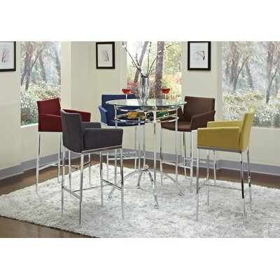 Wildon Home ® 6 Piece Pub Table Set