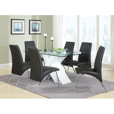 Wildon Home ® William 7 Piece Dining Set