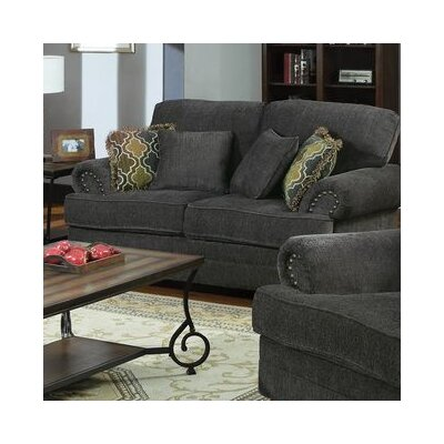 Wildon Home ® Crawford Chenille Loveseat