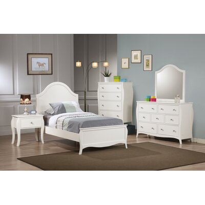 Wildon Home ® Pasani Panel Bedroom Collection
