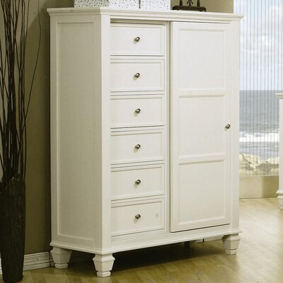 Wildon Home ® Glenmore 8 Drawer Gentleman's Chest
