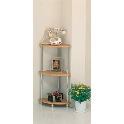 Wildon Home ® Pima Tiered Corner Shelf