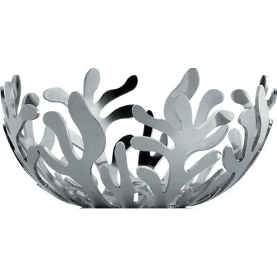 Alessi Mediterraneo by Emma Silvestris 18 / 10 Stainless Steel Tealight Candle Holder