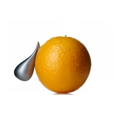 Alessi Apostrophe Orange Peeler by LPWK and Gabriele Chiave