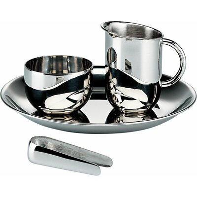 Alessi Bauhaus Coffee & Tea Set