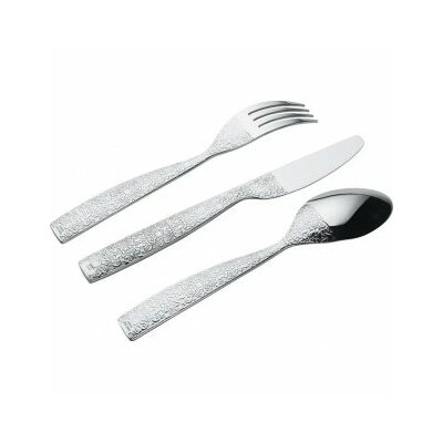 Alessi Dressed 75 Pieces Flatware Set