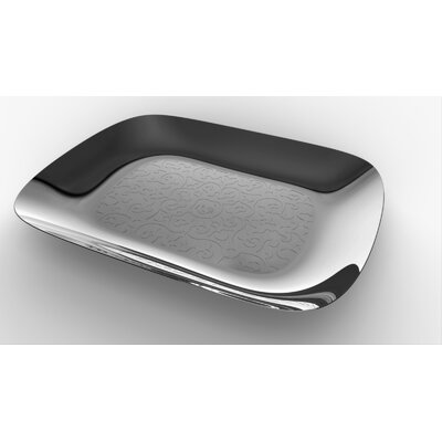 Alessi Dressed Rectangular Tray