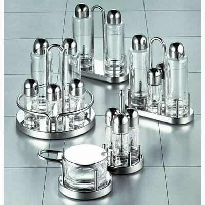 Alessi Condiment Servers by Ettore Sottsass
