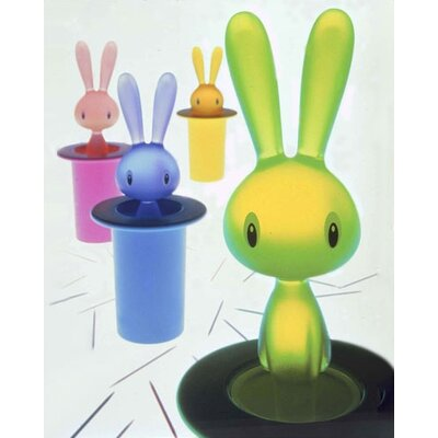 Alessi Magic Bunny Toothpick Holder by Stefano Giovannoni