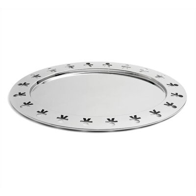 Alessi Girotondo Oval Tray by King Kong