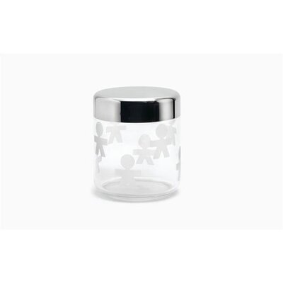 Alessi Girotondo Kitchen Jar by King Kong