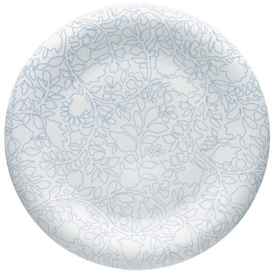 "Alessi Blu Rose 5.07"" Saucer for Mocha Cup"