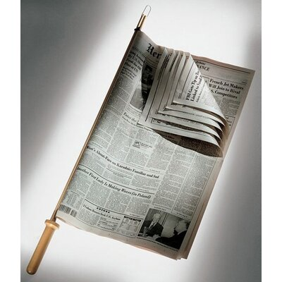 Alessi Kuno Prey Newspaper Holder