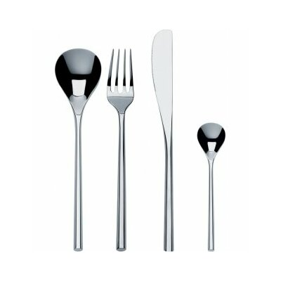 Alessi Mu 24 Piece Cutlery Set