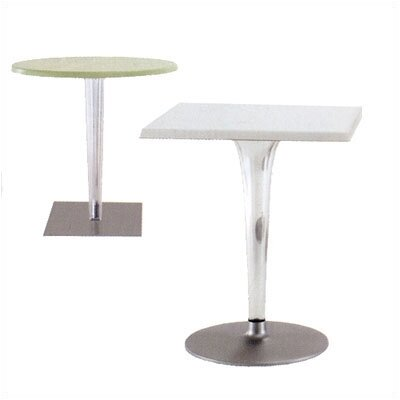 "Kartell 28"" Top Top Bar Table for Contract Use"
