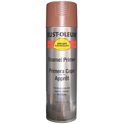 Rustoleum 15 oz. Gray Primer Professional High Performance Enamel Spray