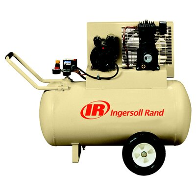 Ingersoll Rand 30 Gallon Single Stage Electric Garage Mate Air Compressor